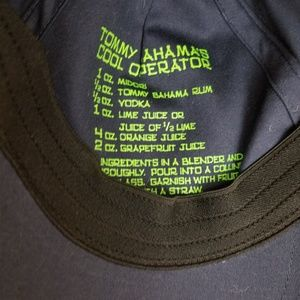 Tommy Bahama fitted cap - cool operator recipe